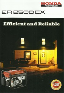 Efficient for homes, too!