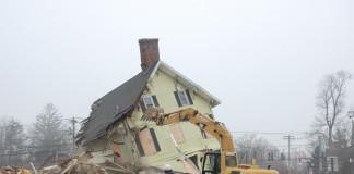 Demolition-House