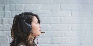 Headphones Improve Your Day at Work