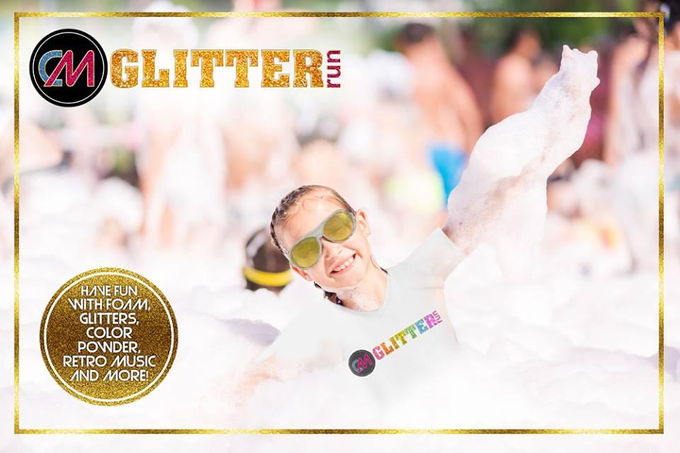 CM Glitter Run