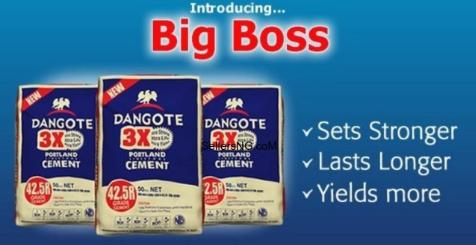 Big Boss Cement