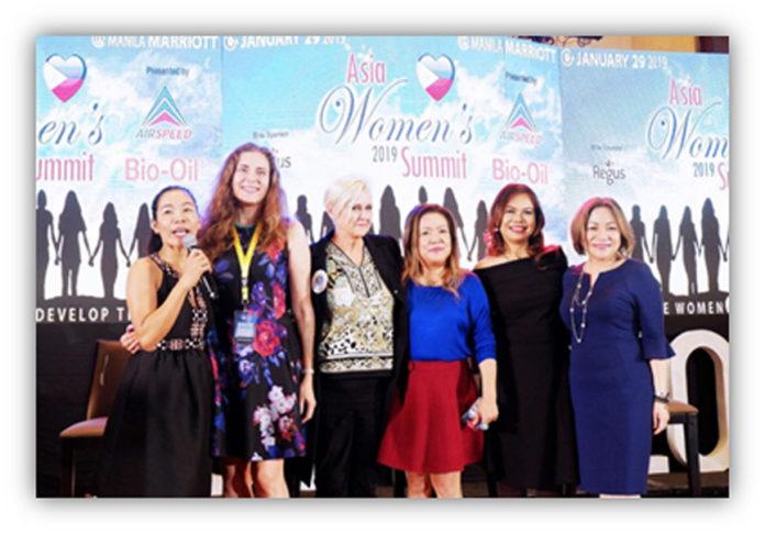 Asia Women's Summit - Village Connect Ph