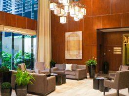 Sonata Private Residences Lobby