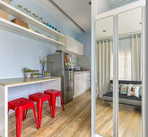Studio Unit, Milan Residenze Fairview